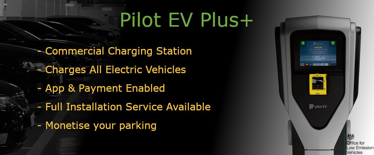 Pilot EV Plus+