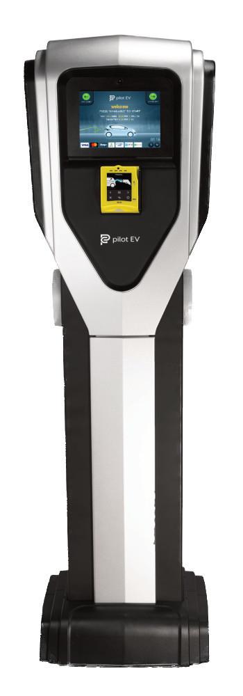 Pilot EV Plus+ Professional - Commercial Chargepoint